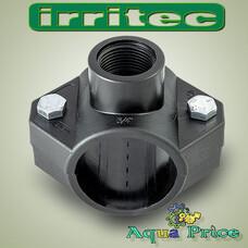 """Хомут 50мм-3/4""""вр Irritec (Італія)"""