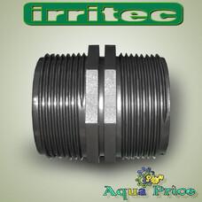 Ніпель-перехідник НР 1'' - 1'' Irritec (Італія)
