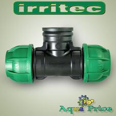 """Трійник 40-1 1/4 """"-40 ВР Irritec (Італія)"""