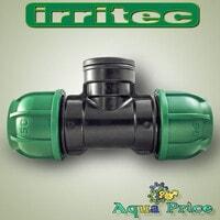 Тройник 50-11/2-50 ВР Irritec (Италия)