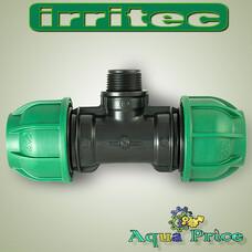 """Трійник 32-3/4""""-32 НР Irritec (Італія)"""