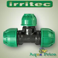 Трійник редукційний 32-25-32 Irritec (Італія)