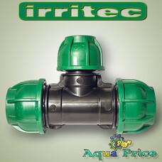 Трійник редукційний 40-32-40 Irritec (Італія)