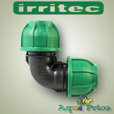 Угол фитинг 25-25 Irritec (Италия)