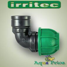 """Кут 25мм - 3/4"""" ВР Irritec (Італія)"""