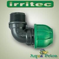 "Угол 25мм-1"" НР Irritec (Италия)"
