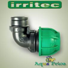 """Кут 32мм Х 3/4"""" ВР Irritec (Італія)"""