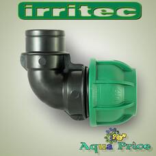 """Кут 40мм Х 1 """"ВР Irritec (Італія)"""