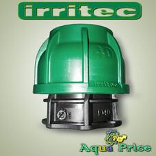 Заглушка 40мм Irritec (Італія)