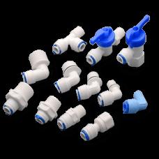 Комплектующие для систем водоочистки и дома