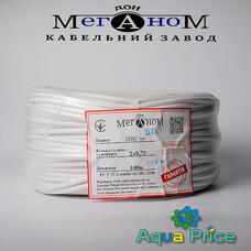 Кабель Меганом ПВС 2-0.75 ГОСТ белый