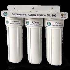 Многоступенчатые системы водоочистки