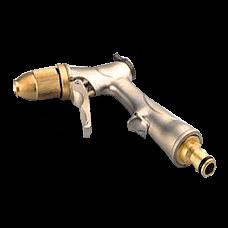 Пістолети поливальні металеві