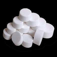 Соль, загрузки для систем фильтрации