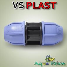 Муфта соединительная VS-plast 25-25