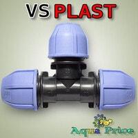 Тройник VS-plast 25-25-25