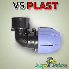 """Угол VS-plast 25-3/4"""" ВР"""