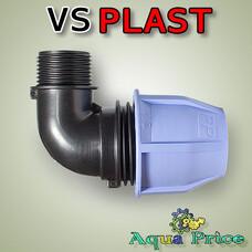 """Угол VS-plast 32-1"""" НР"""