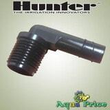"""Штуцер Hunter HSBE-050 16мм-1/2"""""""