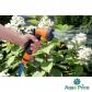 Комплектуючі для поливу - Пистолет для полива Presto-PS насадка на шланг пластик (7202)