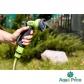 Комплектующие для полива - Пистолет для полива Presto-PS насадка на шланг пластик (7202G)