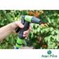 Пистолет для полива Presto-PS насадка на шланг пластик (7208G) в Україні