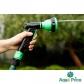 Комплектующие для полива - Пистолет для полива Presto-PS насадка на шланг пластик (4442)
