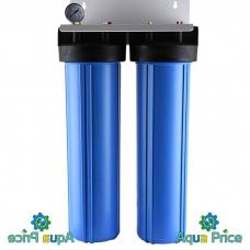 """Система 2-х ступенчатой очистки воды Bio+ Systems L02 BB 20"""""""