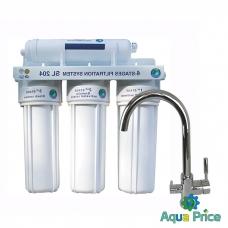 Система 4-х ступенчатой очистки воды Bio+ Systems SL204-GLLR-0333