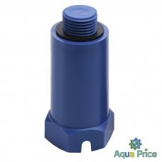 """Пробка для испытания герметичности ½"""" blue Aquer"""