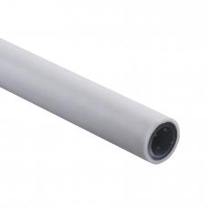Труба 32 mm Kalde PPR Super Pipe PN 25 белая