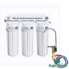 Система 3-х ступенчатой очистки воды Bio+ Systems SL303-ZB-69