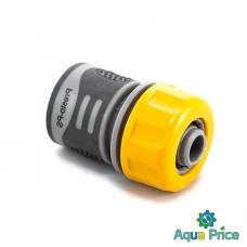 "Конектор для шланга 3/4"" без аквастоп Soft-Touch 4113T Presto-PS"