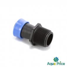 Стартер Presto-PS для шланга туман Silver Spray 25 мм с резьбой 25 мм (GSM-012532)