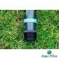 Комплектующие для полива - Стартер Presto-PS для шланга туман Silver Spray 25 мм с резьбой 25 мм (GSM-012532)