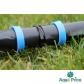 Комплектующие для полива - Соединение Presto-PS ремонт для шланга туман Silver Spray 32 мм (GSC-0132)