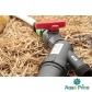 Комплектуючі для поливу - Кран шаровый Presto-PS 25 мм с наружной и внутренней резьбой 1 дюйм (PFV-0132)