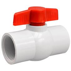 Кран шаровый Presto-PS 40 мм с внутренней резьбой 1,1/2 дюйма (PF-0150)