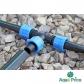 Цена на товар – Тройник зажимной Presto-PS для капельной ленты (TT-0117)