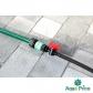 Кран шаровый Presto-PS с наружной резьбой 3/4 дюйма для трубки 16 мм (TV-013416) для монтажа поливу