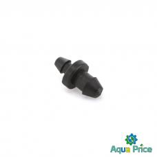 Заглушка для отверстий Presto-PS двухсторонняя на 4 и 7 мм, в упаковке - 10 шт. (EL-0314)