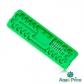 Капельная лента Presto-PS эмиттерная 3D Tube капельницы через 30 см, расход 2.7 л/ч, длина 500 м (3D-30-500) в Україні