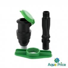 Водяна розетка Presto-PS з різьбленням 3/4 дюйма (QV-0134)