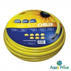 "Шланг садовий Euro Guip Yellow Ø 3/4"", (50 м) EGY-3/4-50 Tecnotubi"