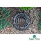 Шланг садовый Tecnotubi Euro Guip Black для полива диаметр 1/2 дюйма, длина 25 м (EGB 1/2 25)
