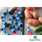 Комплектуючі для поливу - Угол Presto-PS зажимной для капельной ленты (ЕТ-0117)