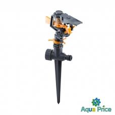 Дождеватель-ороситель импульсный для газона 8103-d Presto-PS