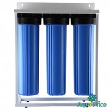 """Система 3-х ступенчатой очистки воды Bio+ Systems LS3 BB 20"""""""