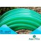 Шланг поливочный Presto-PS силикон садовый Caramel (зеленый) диаметр 3/4 дюйма, длина 20 м (CAR-3/4 50)