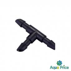 Тройник Presto-PS для трубки 3,5 мм, в упаковке - 10 шт. (TC-0314)